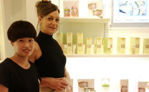 Aromababy signs deal with Watsons in China