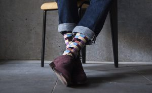 Fortis Green transforms the humble sock into a luxury gift
