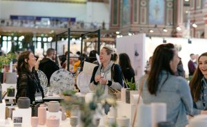 Melbourne's coldest day didn't stop buyers attending Life Instyle