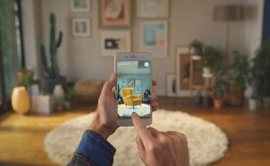 Become an interior designer with Ikea's new AR app