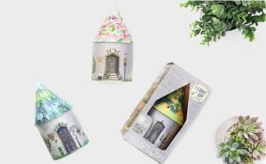 Splosh brings the magic with Fairy House range