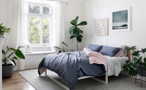 Hunting for George launches new bedlinen range
