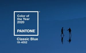 Pantone picks colour of the year 2020, adds a multisensory experience